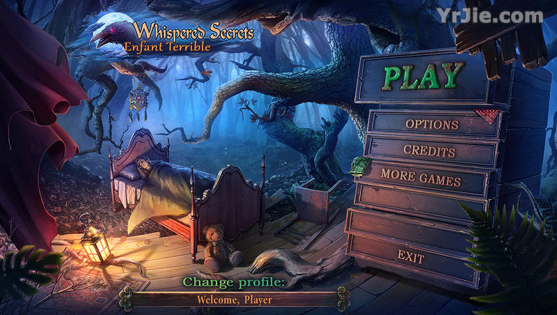 whispered secrets: enfant terrible collector's edition screenshots 3