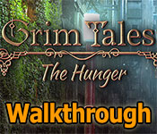 Grim Tales: The Hunger Collector's Edition Walkthrough game feature image