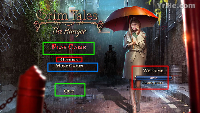 grim tales: the hunger collector's edition walkthrough