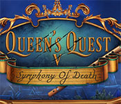 Queens Quest 5: Symphony of Death game feature image
