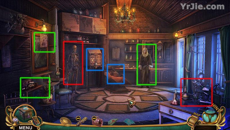 queens quest 5: symphony of death collector's edition walkthrough screenshots 2