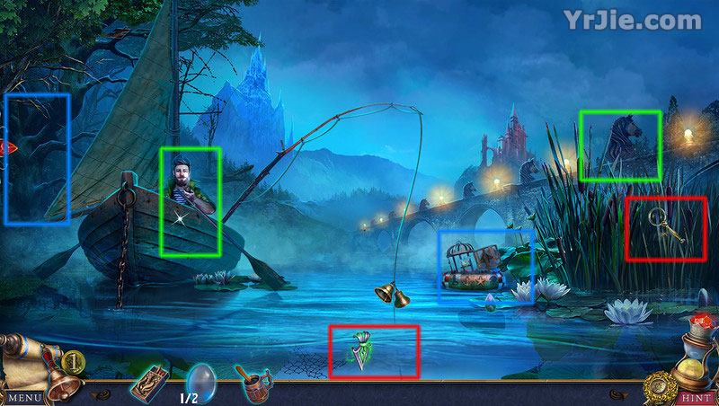 Bridge to Another World: Through the Looking Glass Walkthrough