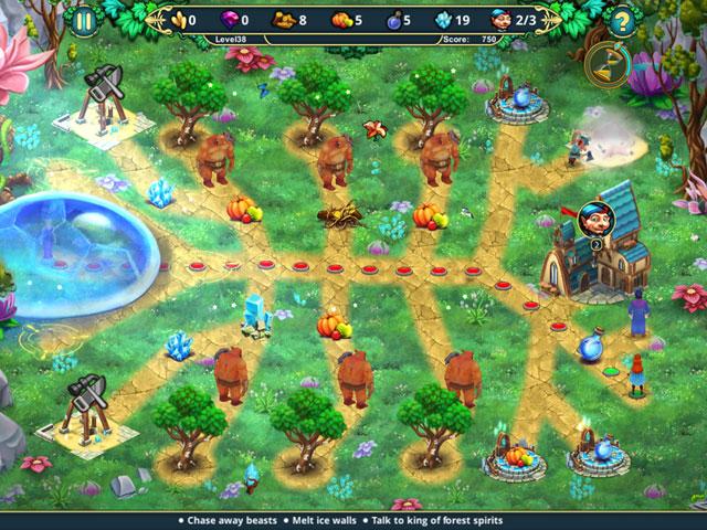 elven legend 6: the treacherous trick screenshots 2