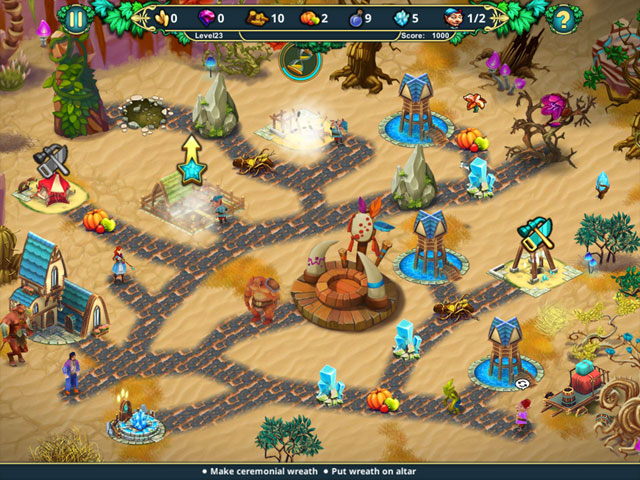 elven legend 6: the treacherous trick screenshots 3