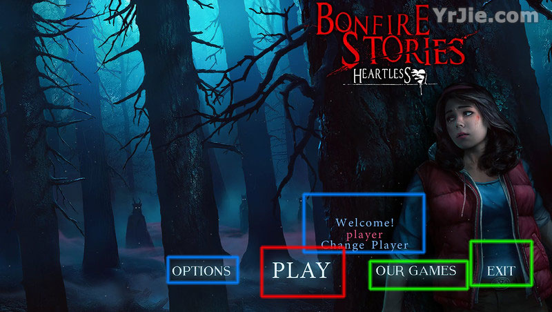bonfire stories: heartless collector's edition walkthrough screenshots 1
