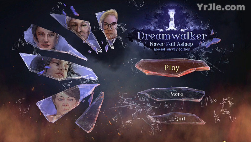 dreamwalker: never fall asleep