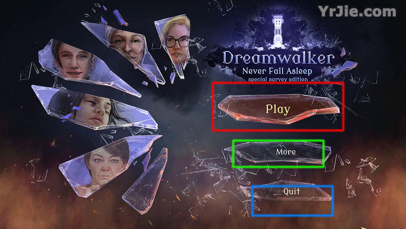 Dreamwalker: Never Fall Asleep Walkthrough