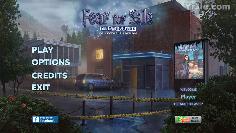 fear for sale: tiny terrors collector's edition screenshots 3