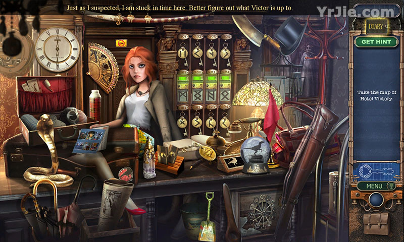 mystery case files: rewind screenshots 2