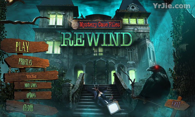 mystery case files: rewind collector's edition screenshots 1