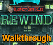 Mystery Case Files: Rewind Collector's Edition Walkthrough game feature image