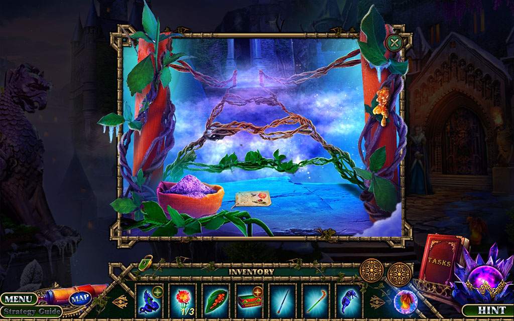 enchanted kingdom: fiend of darkness collector's edition screenshots 1