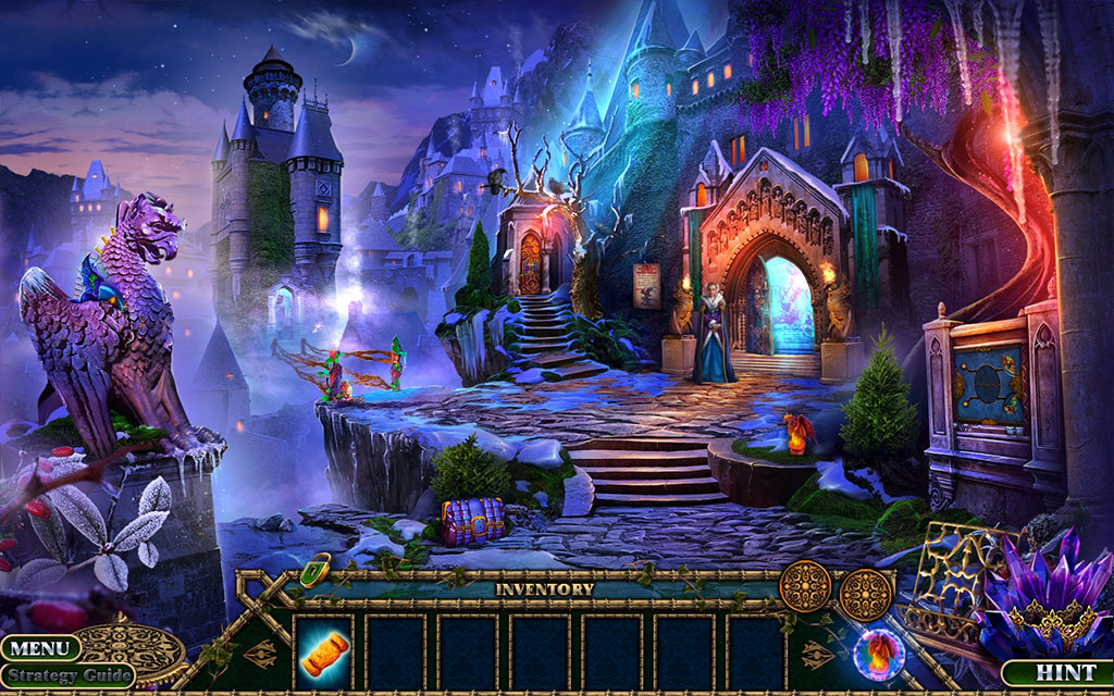 enchanted kingdom: fiend of darkness collector's edition screenshots 2