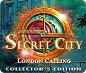 Secret City: London Calling Collector's Edition game feature image