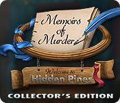 Memoirs of Murder: Welcome to Hidden Pines Walkthrough