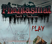 phantasmat: death in hardcover walkthrough