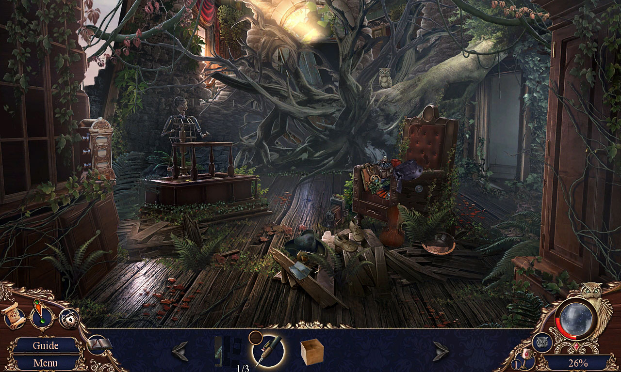 haunted manor: the last reunion collector's edition free download screenshots 3