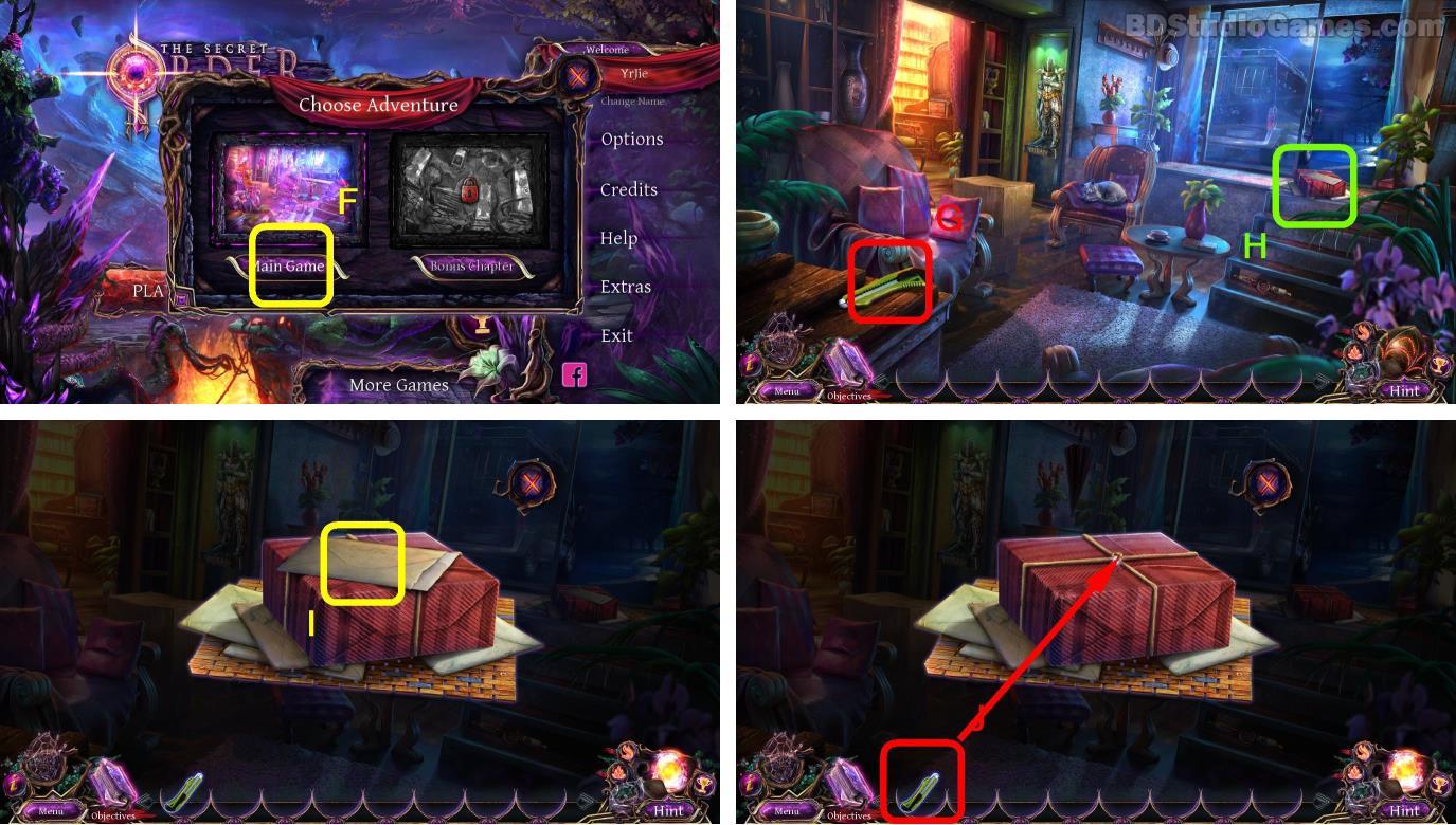 The Secret Order: Shadow Breach Walkthrough