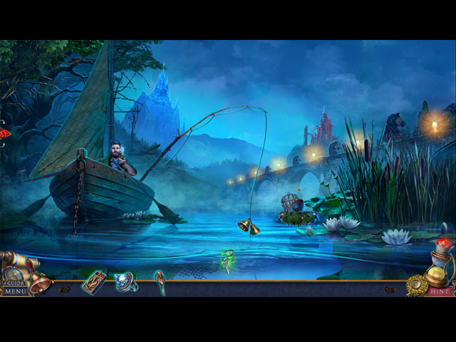 bridge to another world: through the looking glass collector's edition screenshots 1