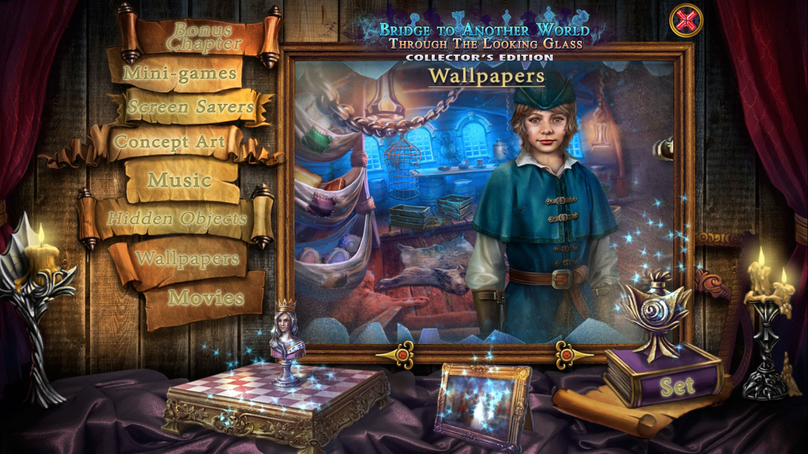 Bridge to Another World: Through the Looking Glass Collector's Edition Free Download