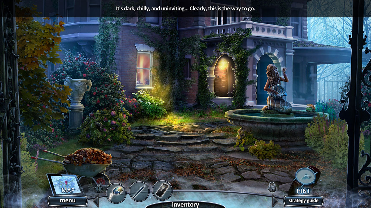paranormal files: fellow traveler free download full version screenshots 3
