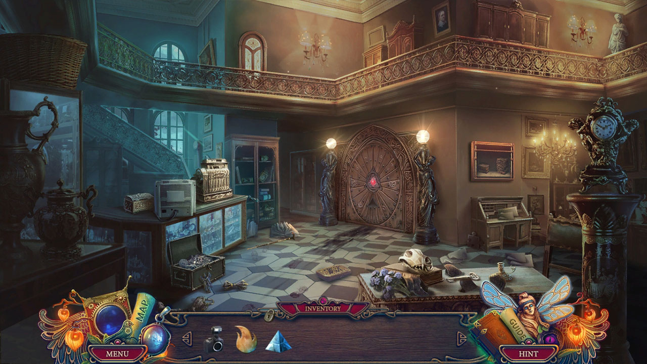 the keeper of antiques: shadows from the past collector's edition free download screenshots 1
