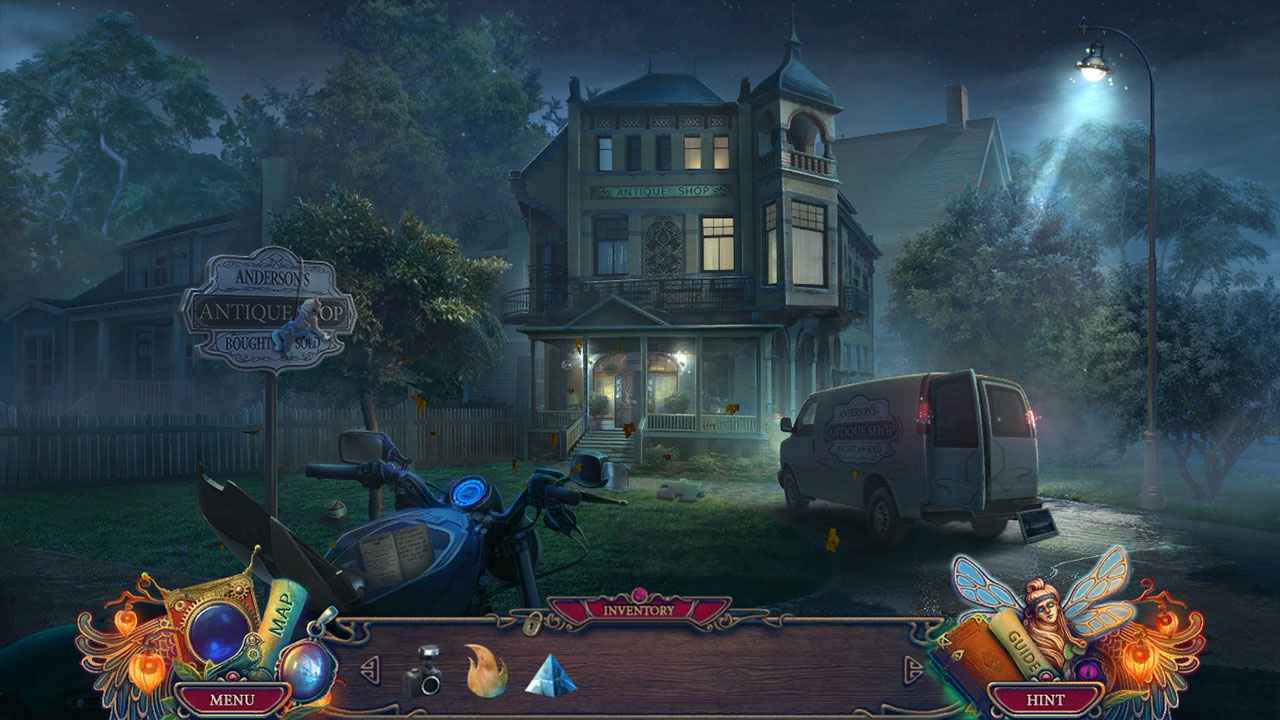 the keeper of antiques: shadows from the past collector's edition free download screenshots 9