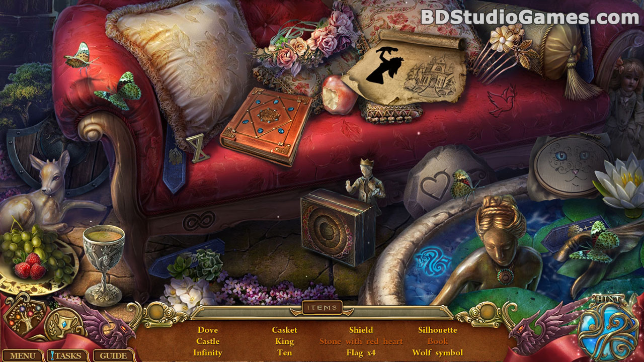 spirits of mystery: the lost queen collector's edition free download screenshots 12