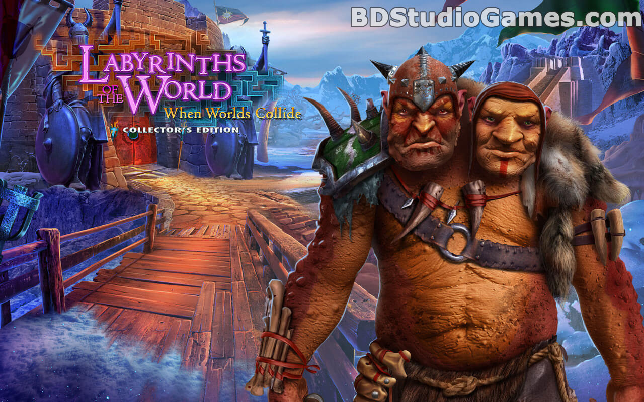 labyrinths of the world: when worlds collide collector's edition free download screenshots 3