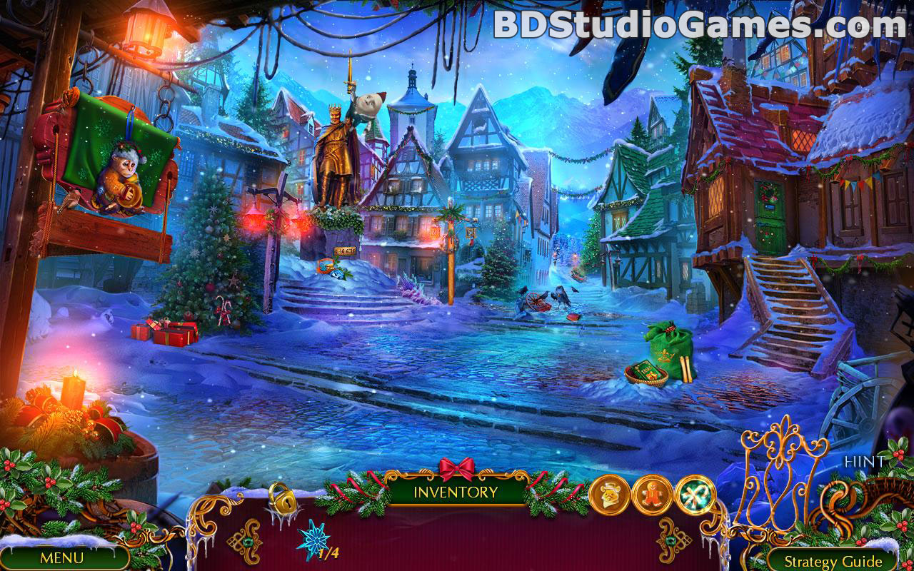 the christmas spirit: mother gooses untold tales collector's edition free download screenshots 3