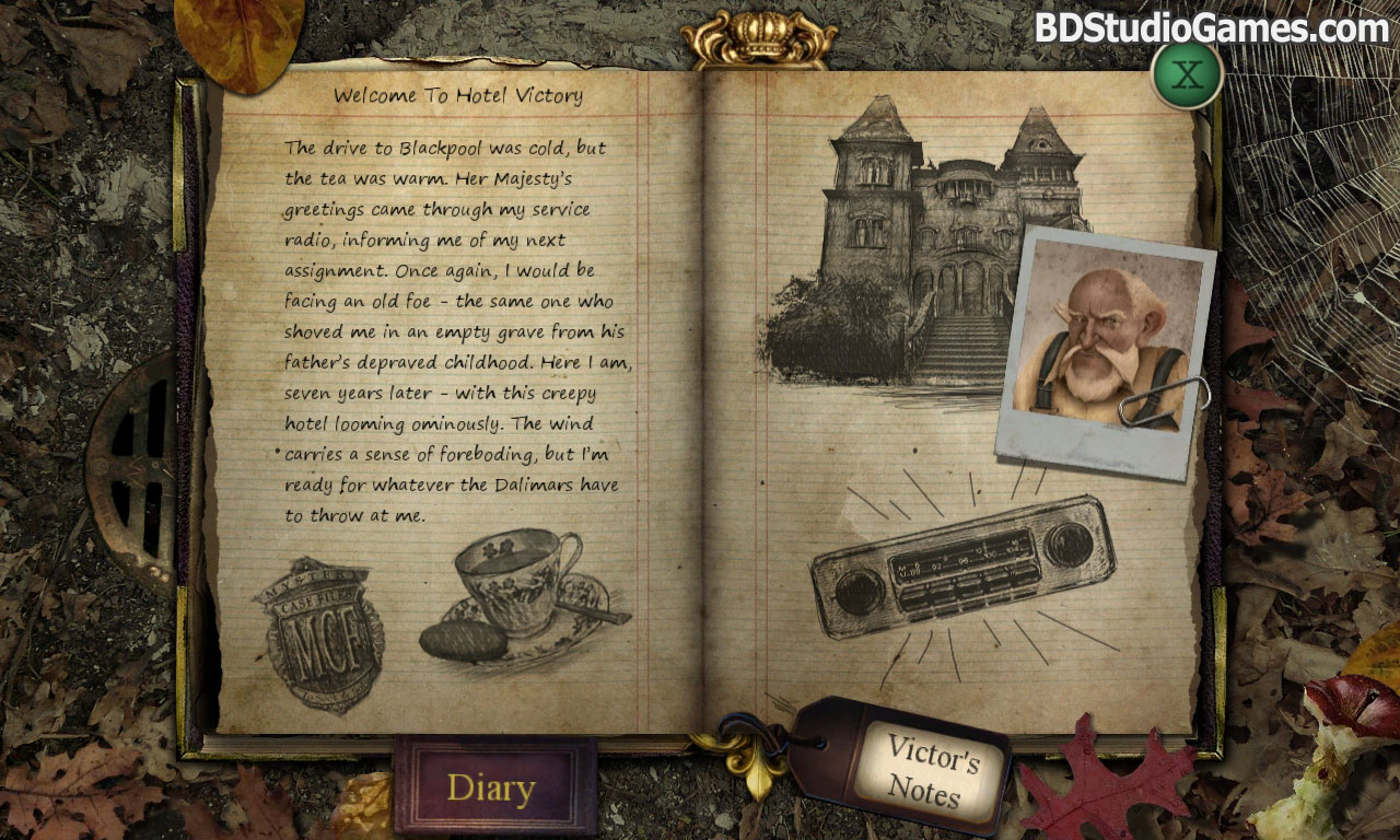 mystery case files: rewind collector's edition free download screenshots 8