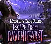 Mystery Case Files: Escape from Ravenhearst Walkthrough