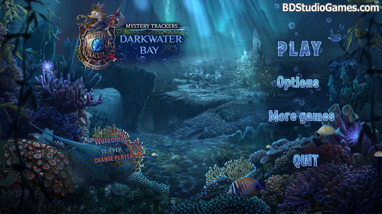 Mystery Trackers: Darkwater Bay Collector's Edition Free Download
