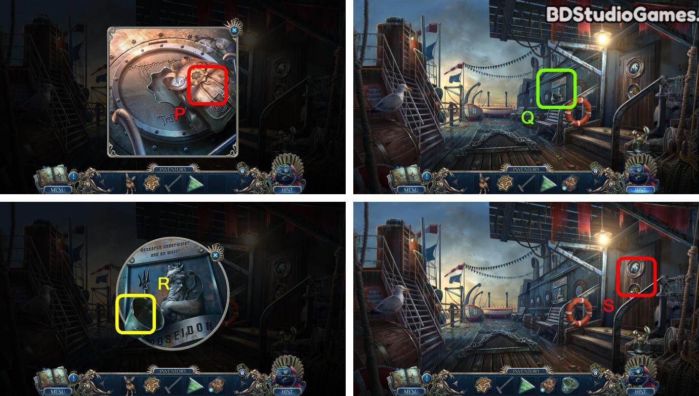 Mystery Trackers: Darkwater Bay Beta Version Walkthrough