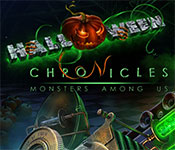 Halloween Chronicles: Monsters Among Us Beta Version Walkthrough game feature image