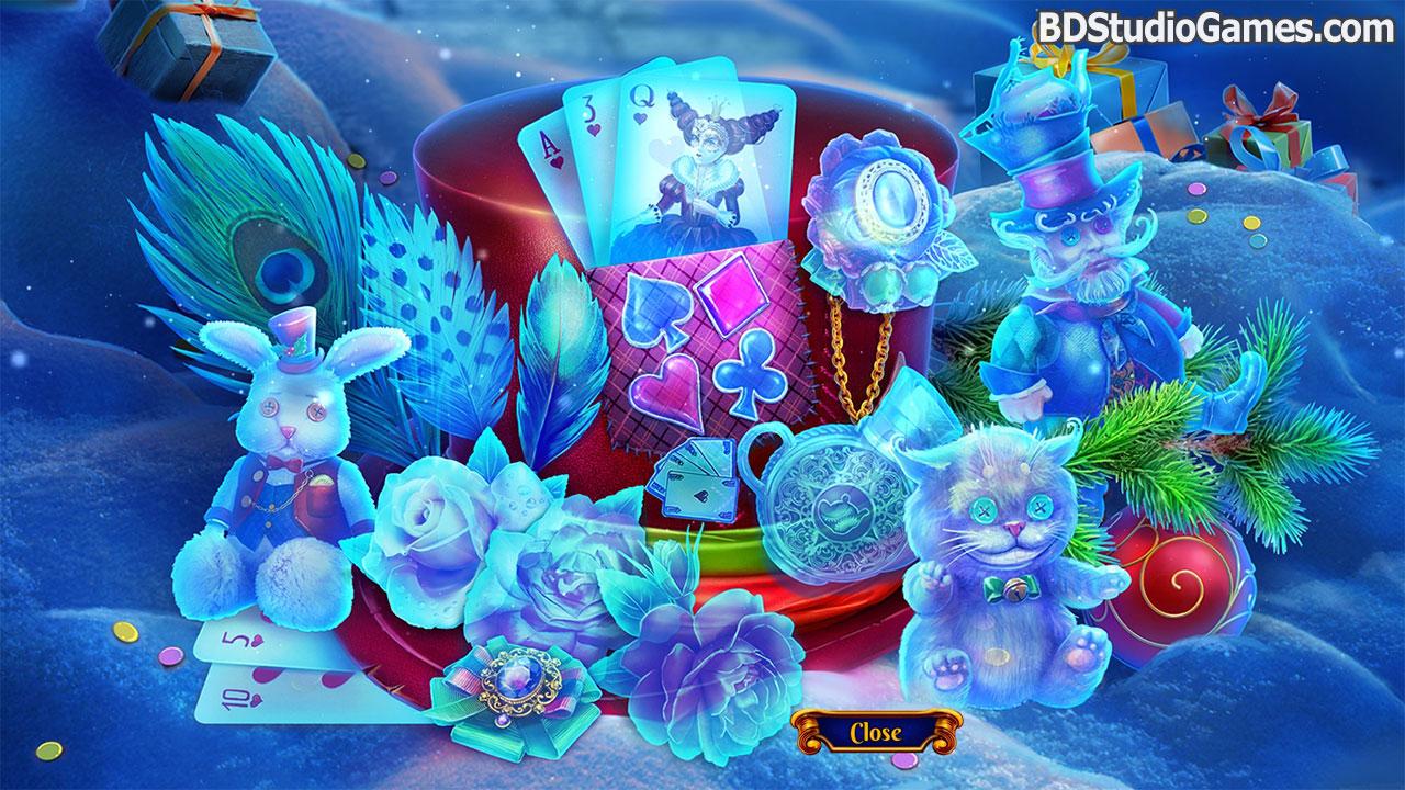 christmas stories: alices adventures preview screenshots 3