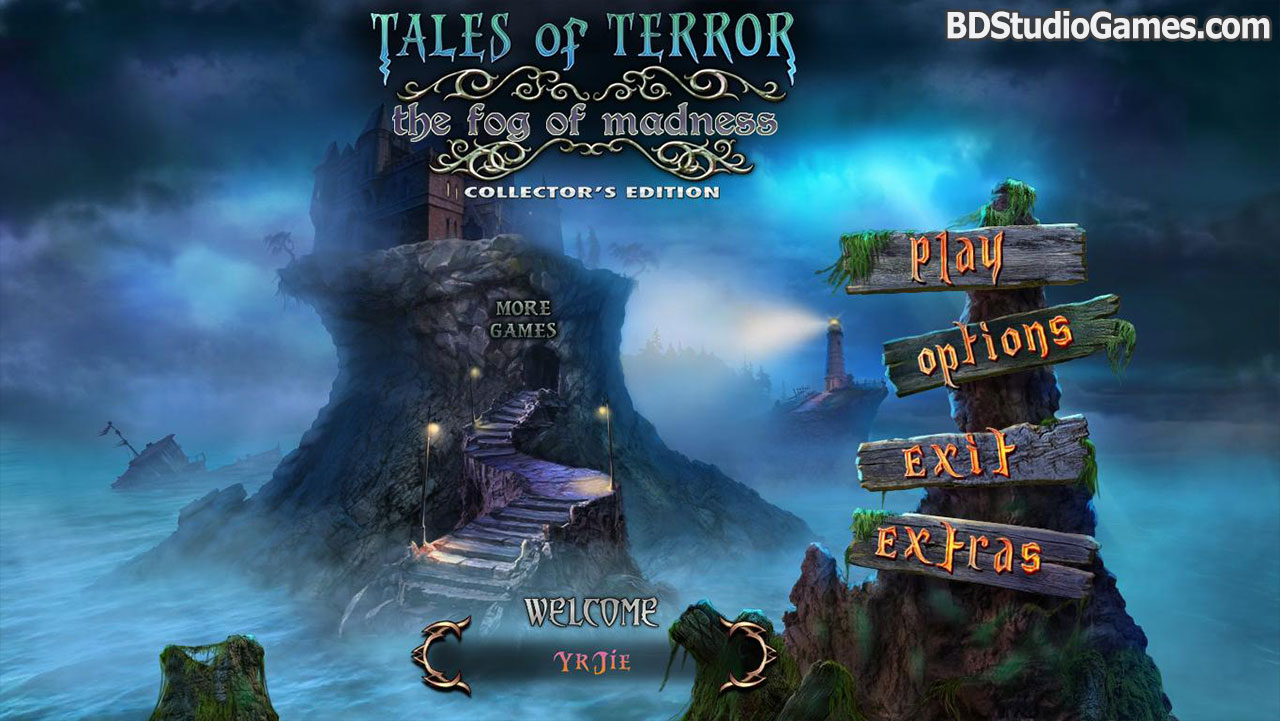 tales of terror: the fog of madness collector's edition free download