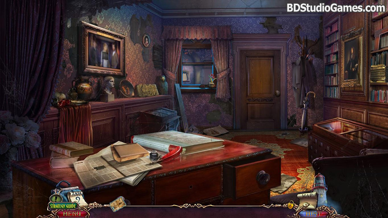 tales of terror: the fog of madness collector's edition free download screenshots 5