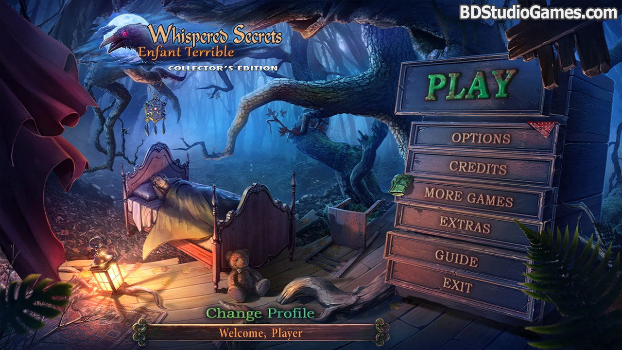 whispered secrets: enfant terrible preview screenshots 1