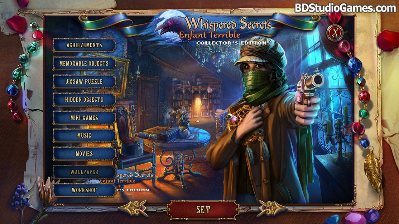whispered secrets: enfant terrible preview screenshots 2