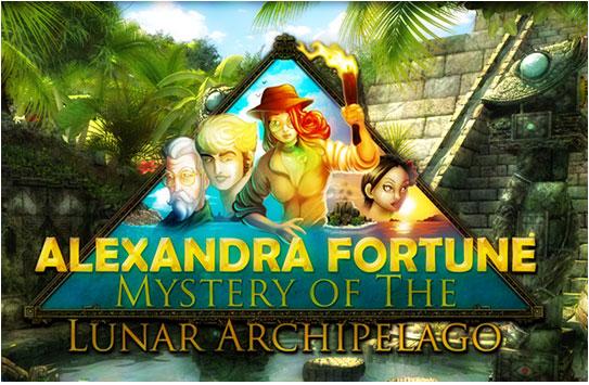 Alexandra fortune mystery of the lunar archipelago