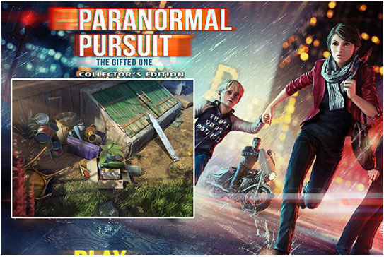 Paranormal pursuit the gifted one collector 39 s edition for Big fish games coupon